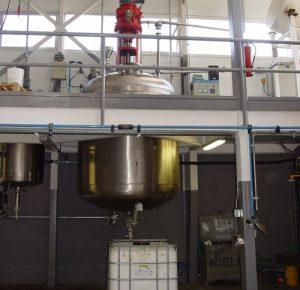تولید رزین اپوکسی