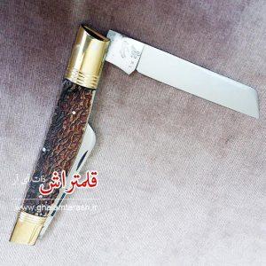 چاقوی قلم تراشی خوشنویسی جواد سفارشی