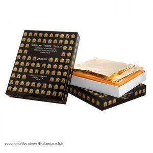 ورق طلا تزئینی پک ده هزار عددی