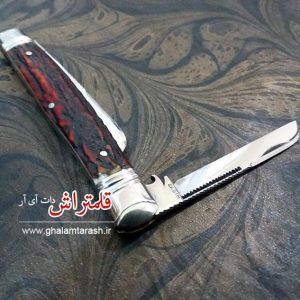 چاقوی قلمتراش دوتیغه ذبیح مهرفرد