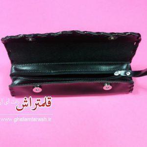 کیف چرم مصنوعی خوشنویسی