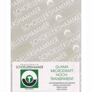 کاغذ کالک شولرز آلمانی ۱۰۰*۷۰ schoellershammer