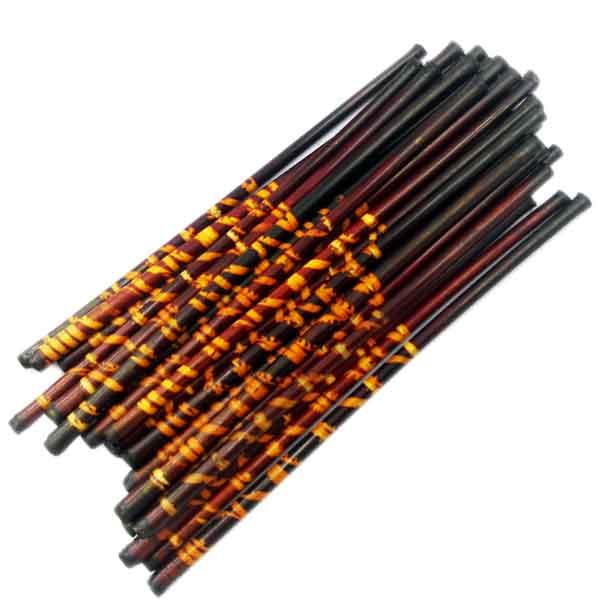 قلم خوشنویسی شمالی رنگ شده