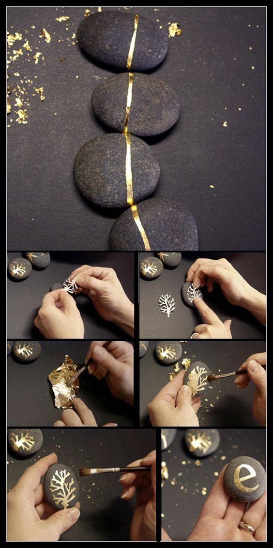 دست ساز طلایی