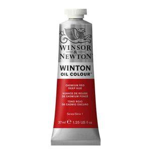 رنگ روغن وینزور مدل winton کد رنگ Cadmium Red Deep Hue 098